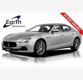 2017 Maserati Ghibli for sale 101366746