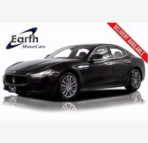 2017 Maserati Ghibli S Q4 for sale 101377182