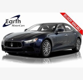 2017 Maserati Ghibli S Q4 for sale 101377183