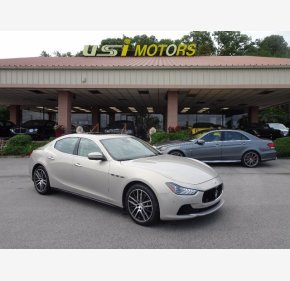 2017 Maserati Ghibli for sale 101378609