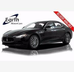 2017 Maserati Ghibli for sale 101387048