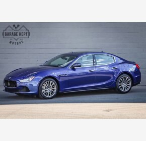 2017 Maserati Ghibli for sale 101407929