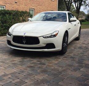2017 Maserati Ghibli for sale 101408034