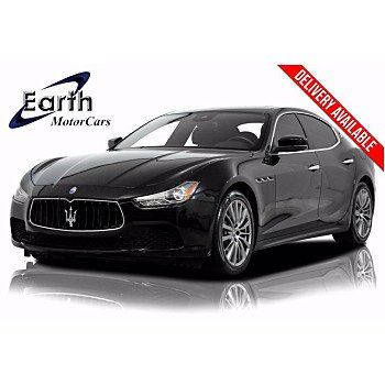 2017 Maserati Ghibli S Q4 for sale 101424717