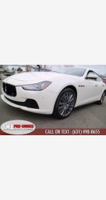 2017 Maserati Ghibli for sale 101486622