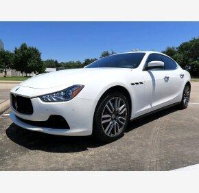 2017 Maserati Ghibli for sale 101354119