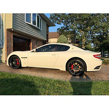 2017 Maserati GranTurismo Coupe for sale 101024148