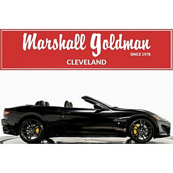 2017 Maserati GranTurismo Convertible for sale 101201402