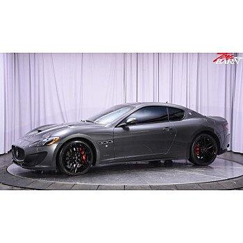 2017 Maserati GranTurismo for sale 101330245