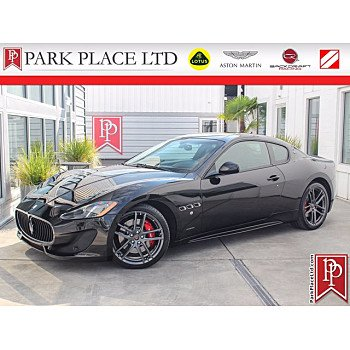 2017 Maserati GranTurismo for sale 101357713