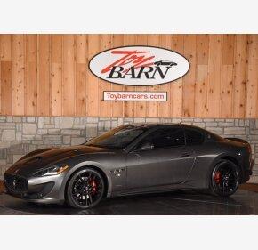 2017 Maserati GranTurismo for sale 101391562