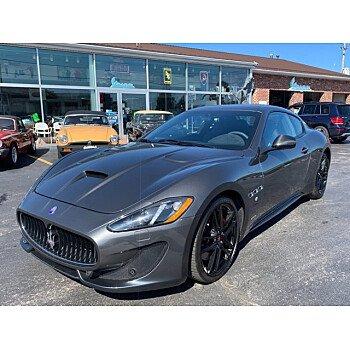 2017 Maserati GranTurismo for sale 101597123