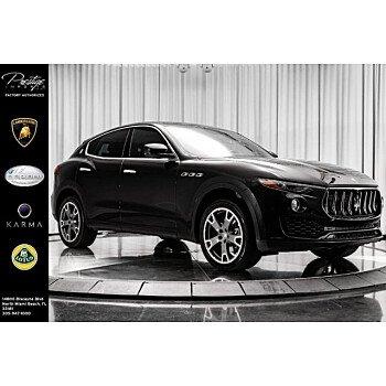 2017 Maserati Levante for sale 101137899