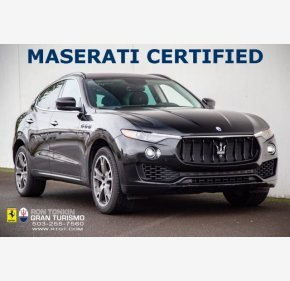 2017 Maserati Levante w/ Sport Package for sale 101259516