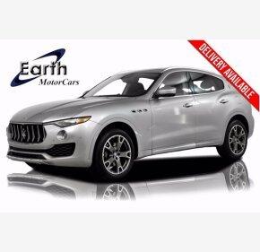 2017 Maserati Levante for sale 101392188