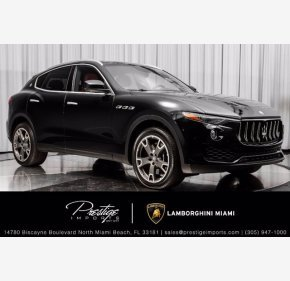 2017 Maserati Levante for sale 101397069