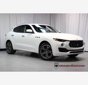 2017 Maserati Levante for sale 101416529