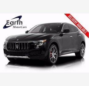 2017 Maserati Levante for sale 101433225