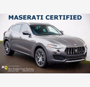 2017 Maserati Levante for sale 101436514