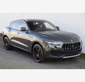 2017 Maserati Levante for sale 101495251