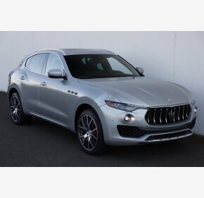 2017 Maserati Levante for sale 101495252