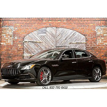 2017 Maserati Quattroporte GTS w/ Luxury Package for sale 101098773