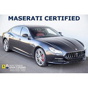 2017 Maserati Quattroporte S Q4 w/ Luxury Package for sale 101277763