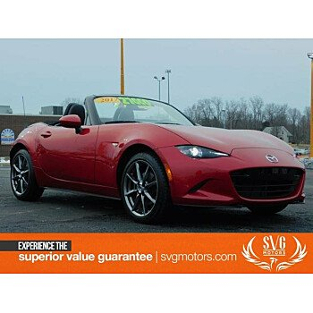 2017 Mazda MX-5 Miata Grand Touring for sale 101095634