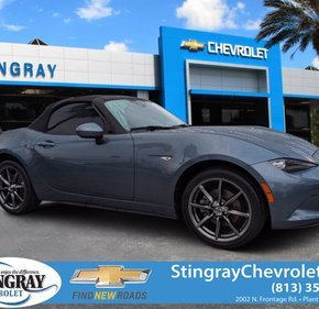2017 Mazda MX-5 Miata Grand Touring for sale 101391501