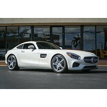 2017 Mercedes-Benz AMG GT for sale 101058689
