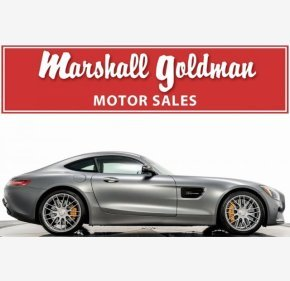 2017 Mercedes-Benz AMG GT S Coupe for sale 101205106