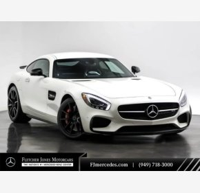 2017 Mercedes-Benz AMG GT S Coupe for sale 101234266