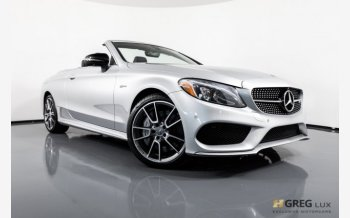 2017 Mercedes-Benz C43 AMG 4MATIC Cabriolet for sale 101069441