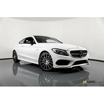 2017 Mercedes-Benz C43 AMG for sale 101086537