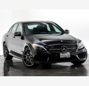 2017 Mercedes-Benz C43 AMG 4MATIC Sedan for sale 101286719