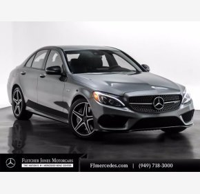 2017 Mercedes-Benz C43 AMG for sale 101407489