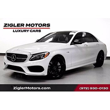 2017 Mercedes-Benz C43 AMG for sale 101407608