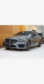 2017 Mercedes-Benz C43 AMG for sale 101428330