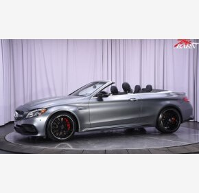 2017 Mercedes-Benz C63 AMG for sale 101346342