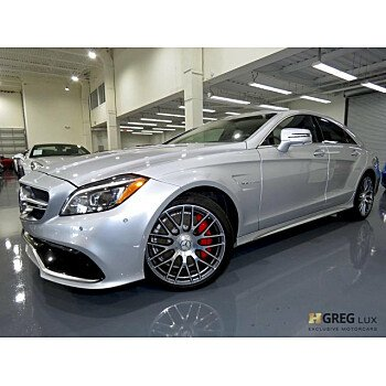 2017 Mercedes-Benz CLS63 AMG for sale 101021413