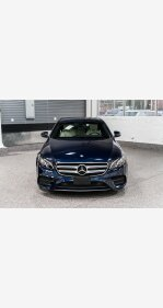 2017 Mercedes-Benz E550 for sale 101318196