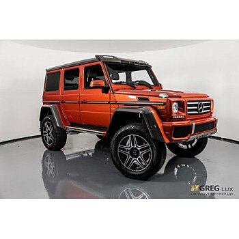 2017 Mercedes-Benz G550 Squared for sale 101175047