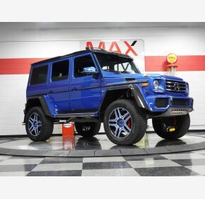 2017 Mercedes-Benz G550 Squared for sale 101389072