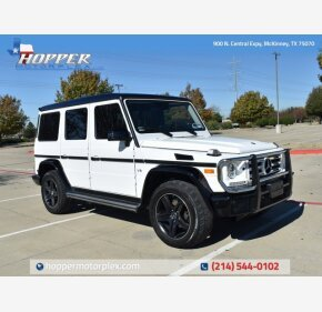 2017 Mercedes-Benz G550 for sale 101409610