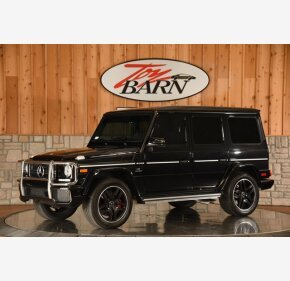 2017 Mercedes-Benz G63 AMG for sale 101378647