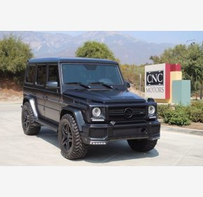 2017 Mercedes-Benz G63 AMG for sale 101381119