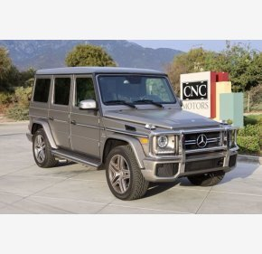 2017 Mercedes-Benz G63 AMG for sale 101412487