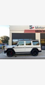 2017 Mercedes-Benz G63 AMG for sale 101436544