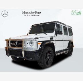 2017 Mercedes-Benz G63 AMG for sale 101463565