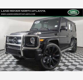 2017 Mercedes-Benz G63 AMG for sale 101472492